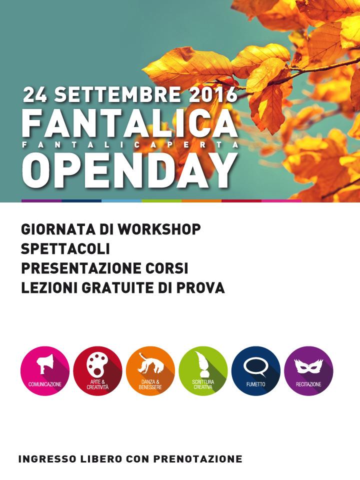 openday fantalica