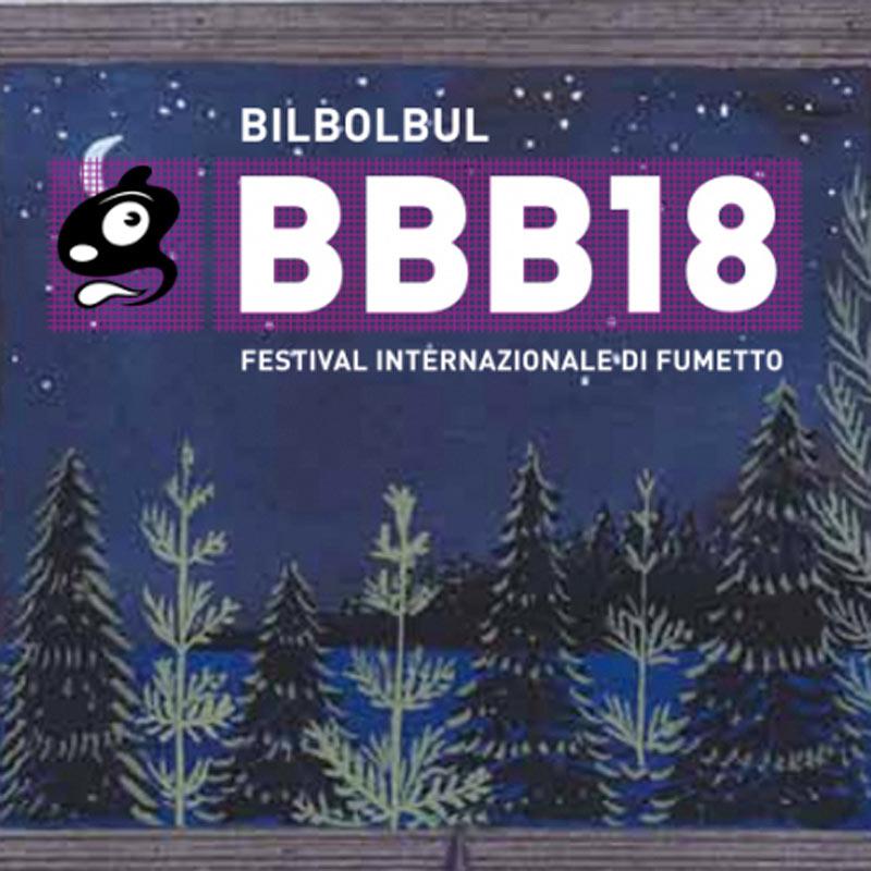 festival e fiere del fumetto bilbolbul