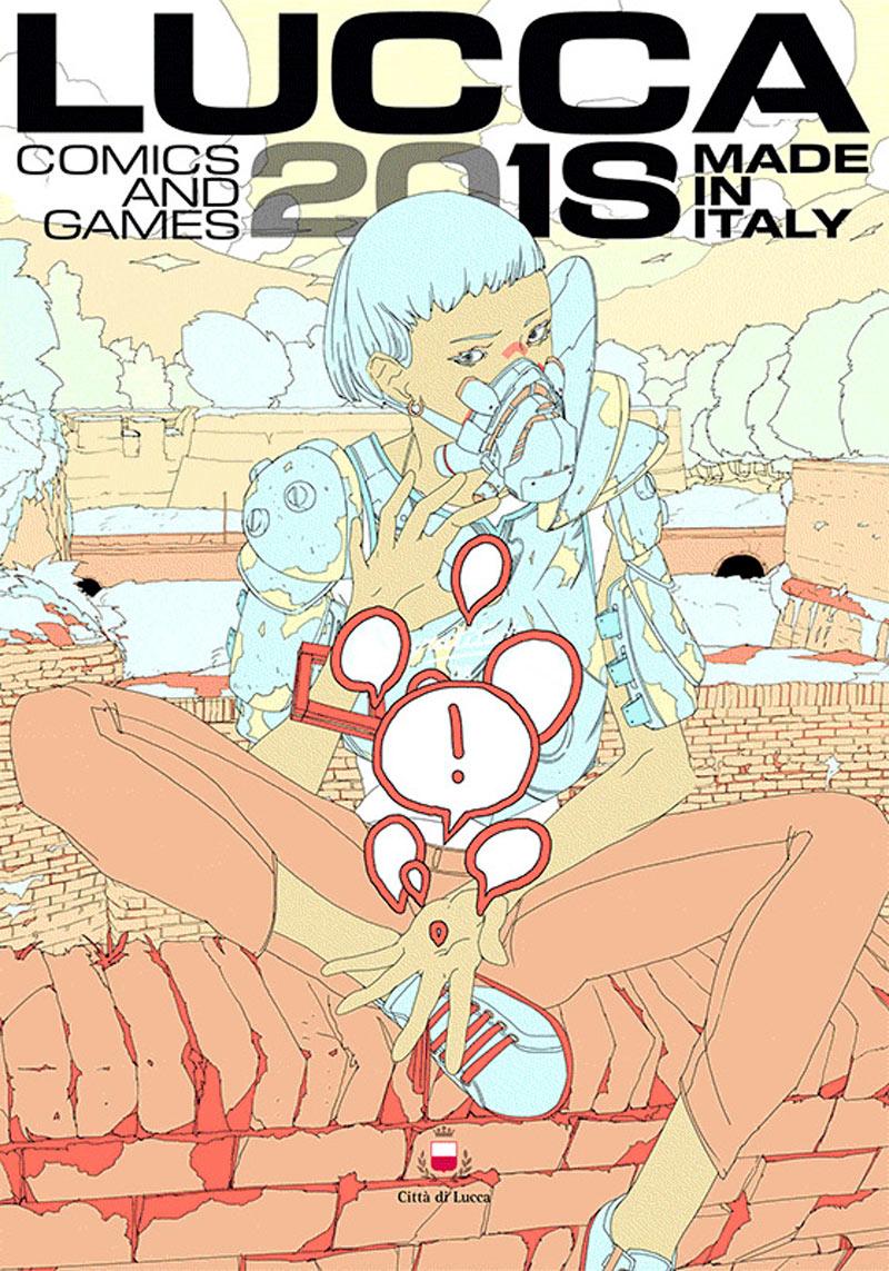 festival e fiere del fumetto lucca comics and games