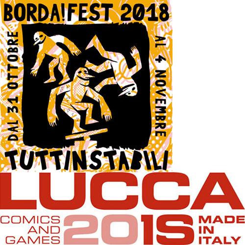 Lucca comics vs Borda!Fest