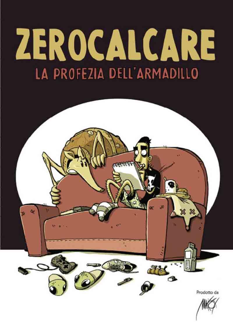 Cultura del fumetto: Zerocalcare
