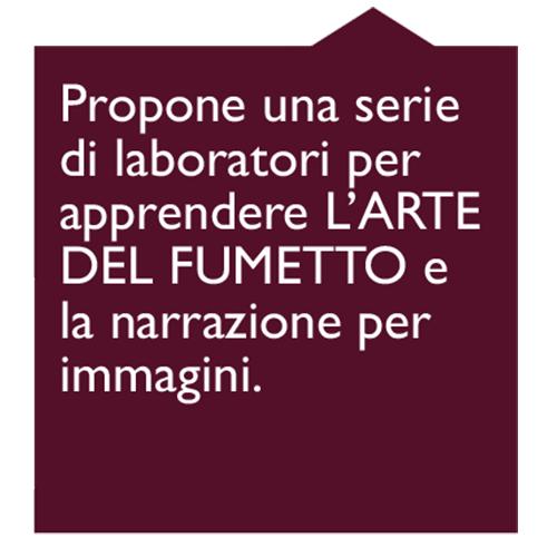 scuola di Fumetto a Padova